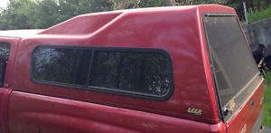 Leer Truck Topper camper Shell Cap from 1999 Dodge RAM with 6 Foot Bed
