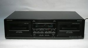 Cassette Tape Player Stereo
