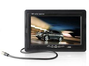 "7"" LCD Type Color Car Rear View Backup Camera Monitor"