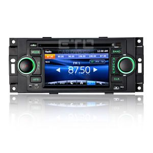 ETO Car DVD Player GPS SAT Nav iPod After Market Stereo Chrysler Dodge Jeep 300C