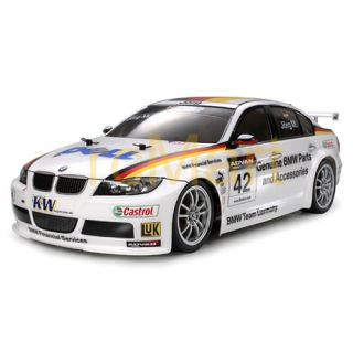 Tamiya 51288 Body Parts BMW 320SI WTCC 2006 190mm