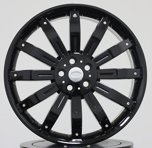 """22"""" Wheels Tires Packages Fit Range Rover Discovery LR3 HSE Sport Supercharged"""