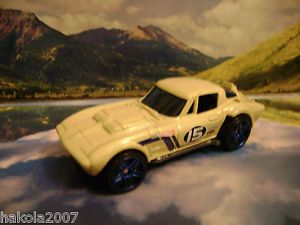 Hot Wheels Corvette Grand Sport
