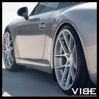 """19"""" Avant Garde M510 Silver Concave Wheels Rims Fits Lexus IS250 Is350"""