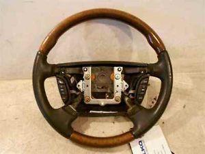 2005 Jaguar s Type Steering Wheel LKQ