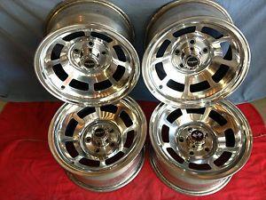 Corvette Aluminum Rally Wheels