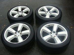 07 10 Dodge Charger Magnum Chrysler 300 SRT8 20 inch Wheels Rims Tires 20x9