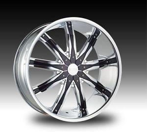 18 inch Dcenti DW29 Wheels Rims Tires Fittoyota Nissan Kia Mazda Chrysler Chevy