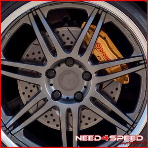 "19"" Nissan 370Z Avant Garde Work Wheels M560 19x11 VIP Staggered Rims Wheels"