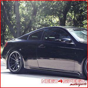 "20"" Infiniti M37 M56 Rohana RC10 Concave Black Staggered Wheels Rims"