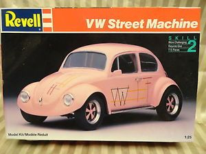 Revell Monogram VW Street Machine Volkswagen Beetle 1 25 Scale Model Kit Parts