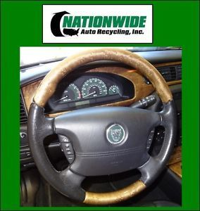 Jaguar s Type Steering Wheel