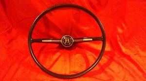 Vintage Volkswagen Beetle Bug VW Karmann Ghia Steering Wheel 1962 1971