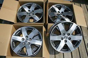 2013 Honda Pilot Touring Rims Factory Alloy Wheel 18 Inch