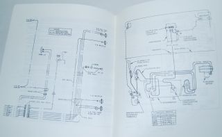 70 Camaro Electrical Wiring Diagram Manual