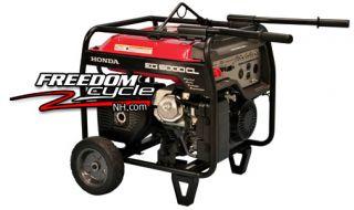 Honda Generator Wheel Handle Kit Wheels EG4000 EG5000 EG6500 06710 Z22 A40ZA New