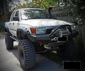 Toyota Hilux LN106 1989 1995 Wide Wheel Arches Fender Flares New