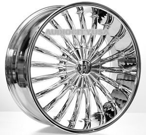 """22"""" VC11 for Land Range Rover Wheels and Tires Rims HSE Sports Supercharged"""