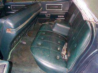1968 Cadillac Sedan DeVille 68 Hardtop Convertible Parts Car