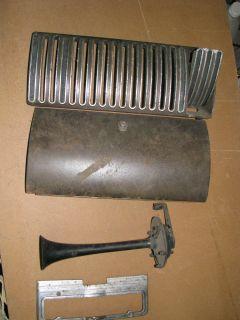Rat Rod 49 Cadillac Dash Parts Swap Meet Lots