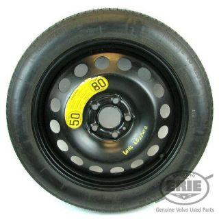 "Volvo Spare Wheel Tire Fits 15"" 16"" 17"" S60 V70 S80"