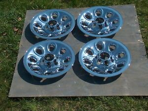 "Chevrolet Express Van 1500 Wheels Chrome 17"" 4 09 11"