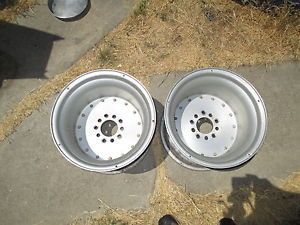 "15""x11 Cragar Super Trick Wheels Rims Drag Race Chevy Ford Pontiac Olds Rat Rod"