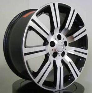 "20"" Range Rover HSE Sport HSE Supercharged Rims Wheels"