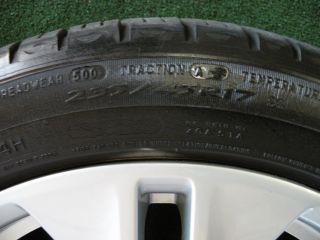 """17"""" Mercedes E Class Factory Wheels Tires E350 E550 2010 212 W212 Silver"""