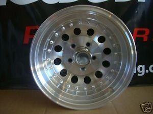 15 inch 15x8 Outlaw II Wheels Rims Nissan Truck Toyota Isuzu 6 Lug New 6x5 5
