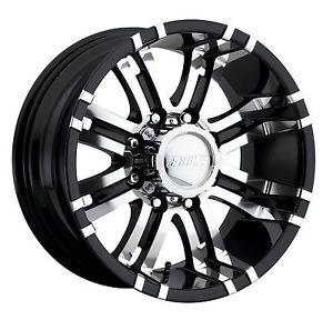 CPP Eagle 197 Wheels Rims 18x9 Fits Chevy GMC Silverado 2500 2500HD Duramax