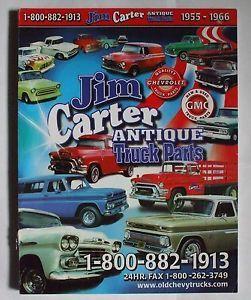 Jim Carter Antique Truck Parts Catalog 1955 1966 Chevrolet GMC Truck Parts