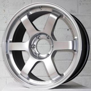 "20"" Mitsubishi Shogun Pajero 1990 2000 Rota Grid Silver Alloy Wheels 6x139"