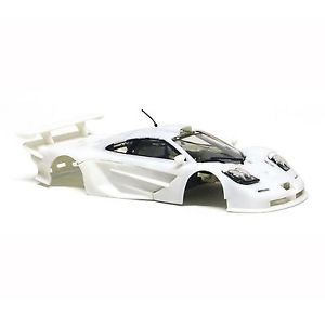 Slot It SICS10B McLaren F1 GTR White Unpainted Body Kit 1 32 Slot Car Parts