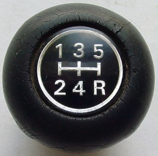 Gear Shift Knob 5 Speed Chevy Luv Mikado Diesel 1982 87