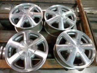 4 15x7 Olds Bravada Factory Alloys Wheels Rims Set 1998 1999 2000 2001