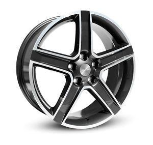 "2008 2009 Pontiac G8 Firehawk 19"" SLP Wheels Set 4 Open Box"