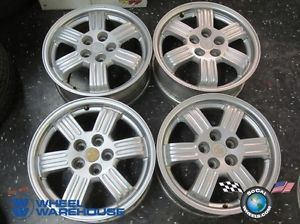 "Four 00 05 Mitsubishi Eclipse Factory 17"" Wheels Rims 65783"