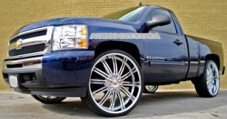 "24"" inch R99 Wheels and Tires Rims for 300C Charger Magnum Challenger"
