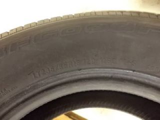 BF Goodrich Commercial TA as 235 85 16 120 116Q Brand New Tire 45879
