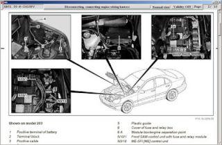 Service Repair Manual Mercedes W123 W126 W140 W201 W208 W209 W210 W211 W202