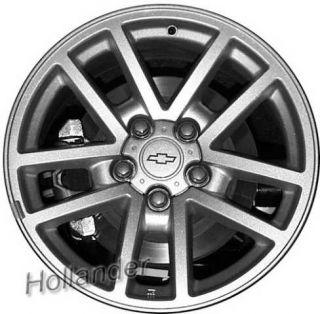 "17"" Chevrolet Camaro Wheel Rim ALY05091U45N"