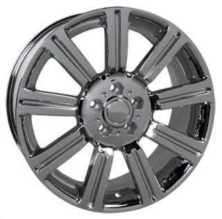 "22"" Chrome HSE Stormer Wheels Rim Fits Range Land Rover HSE Sport LR3 LR4"