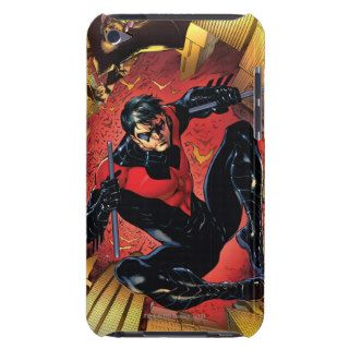 The New 52   Nightwing #1 iPod Touch Case Mate Case