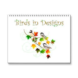 BEAUTIFUL BIRDS 12 MONTH CALENDAR 2014