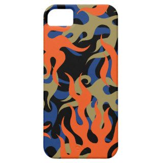 Flame Camo Tattoo iPhone 5 Case