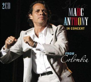 In Concert From Colombia: Music