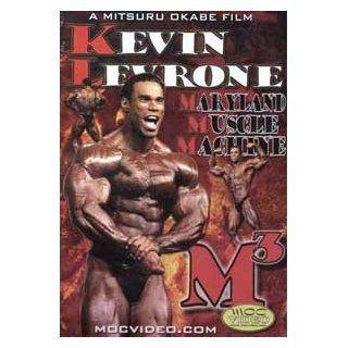 Kevin Levrone Maryland Muscle Machine Kevin Levrone, Mitsuru Okabe Movies & TV