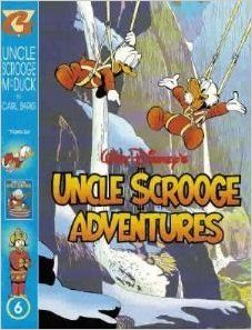 Walt Disney's Uncle Scrooge Adventures in Color (Uncle Scrooge McDuck) (Number 6): Carl Barks: Books