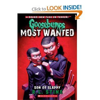 Goosebumps Most Wanted #2: Son of Slappy: R.L Stine: 9780545417990: Books